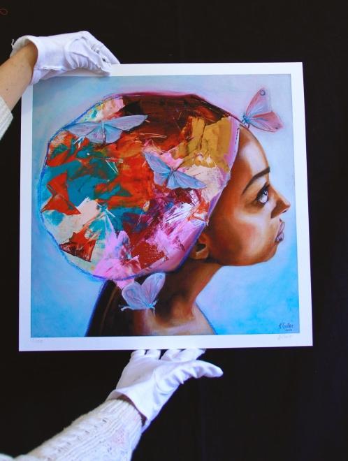 Giclée Print~ Stillness 20/ 100