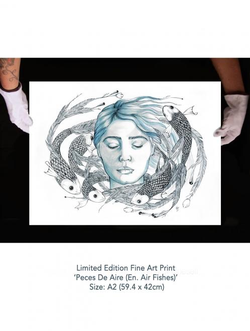 Print: Air Fishes