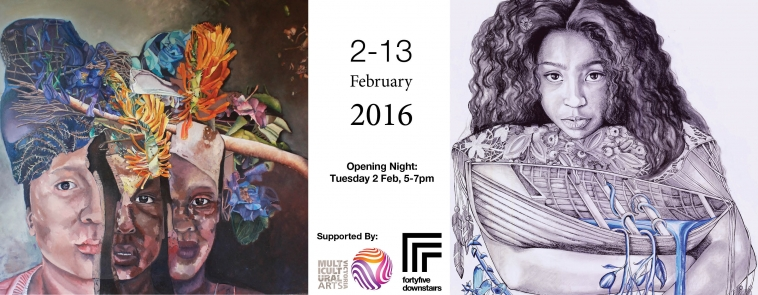 INHABITED: A Magical Realism @45 Downstairs Gallery