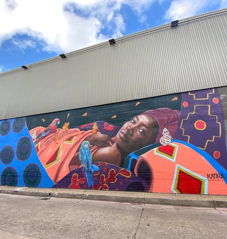 Mural Commission - Brimbank City Council