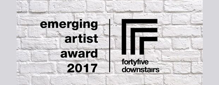 Finalist | Emerging Artist Award 2017