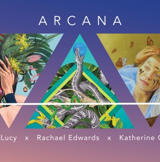 ARCANA EXHIBITION | 3 – 8 October 2019 at Marfa Gallery