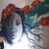 Mural: Floreciendo De Frente