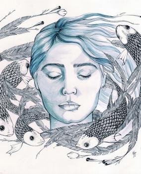 Air Fishes (Peces De Aire)