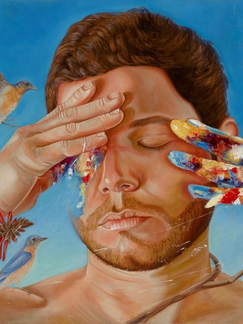 Giclée Print ~ Awakening Of A Painter