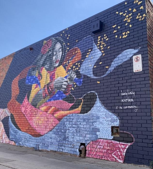 Coburg Library Mural