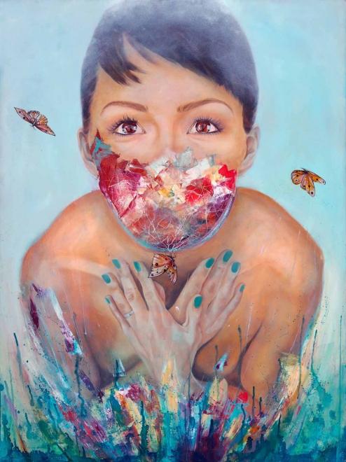 Giclée Print ~ Butterfly Effect