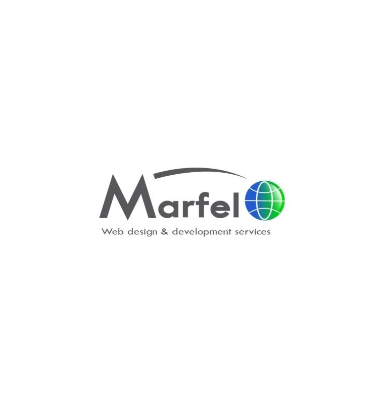 Logo Design 'Marfel Websites'