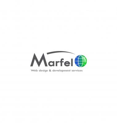 Logo Design 'Marfel Websites'