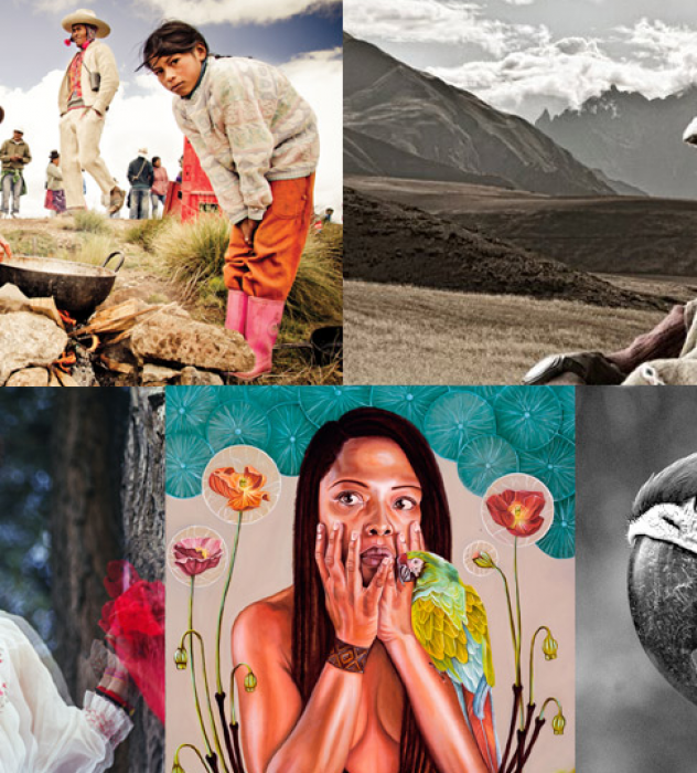 Sydney Latin-American Film Festival Presents: PACHAMAMA Exhibition
