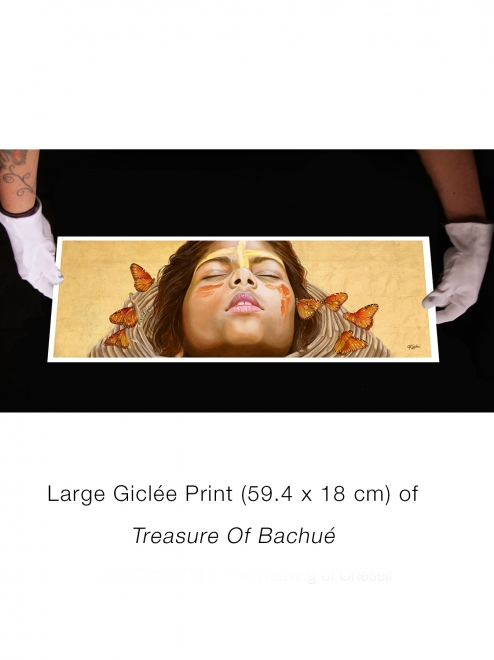 Print: Treasure Of Bachué | Limited to 20 Prints