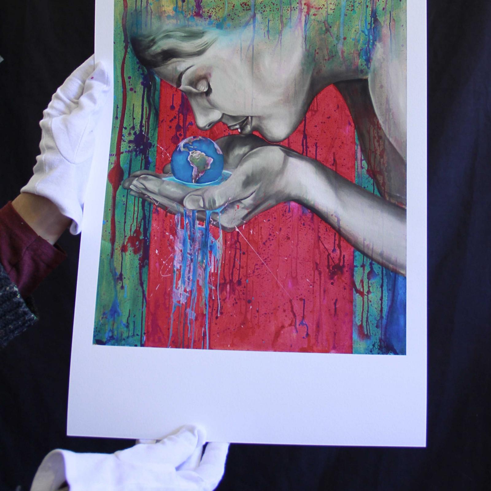 A3 Giclée Print