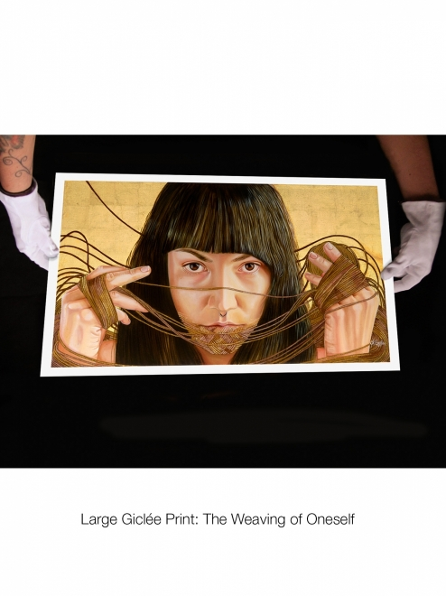 Print: The Weaving Of Oneself | Limited to 20 Prints