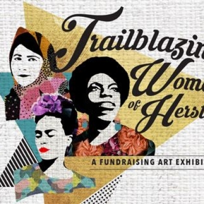 Trailblazing Women Of Herstory Exhibition | Presented by The Global Women's Project