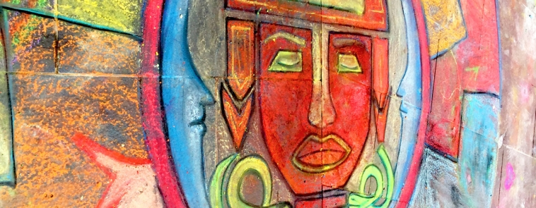 Street Art Workshop at Ventana Street Fiesta 2015!