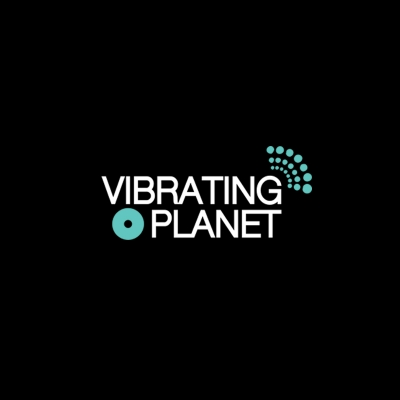 Logo Design: Vibrating Planet
