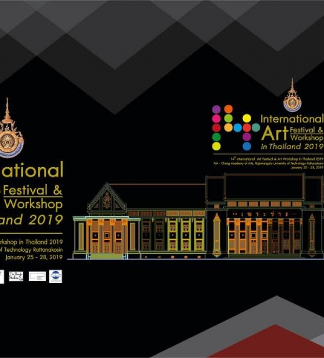 14th International Art Festival & Workshop in Thailand 2019