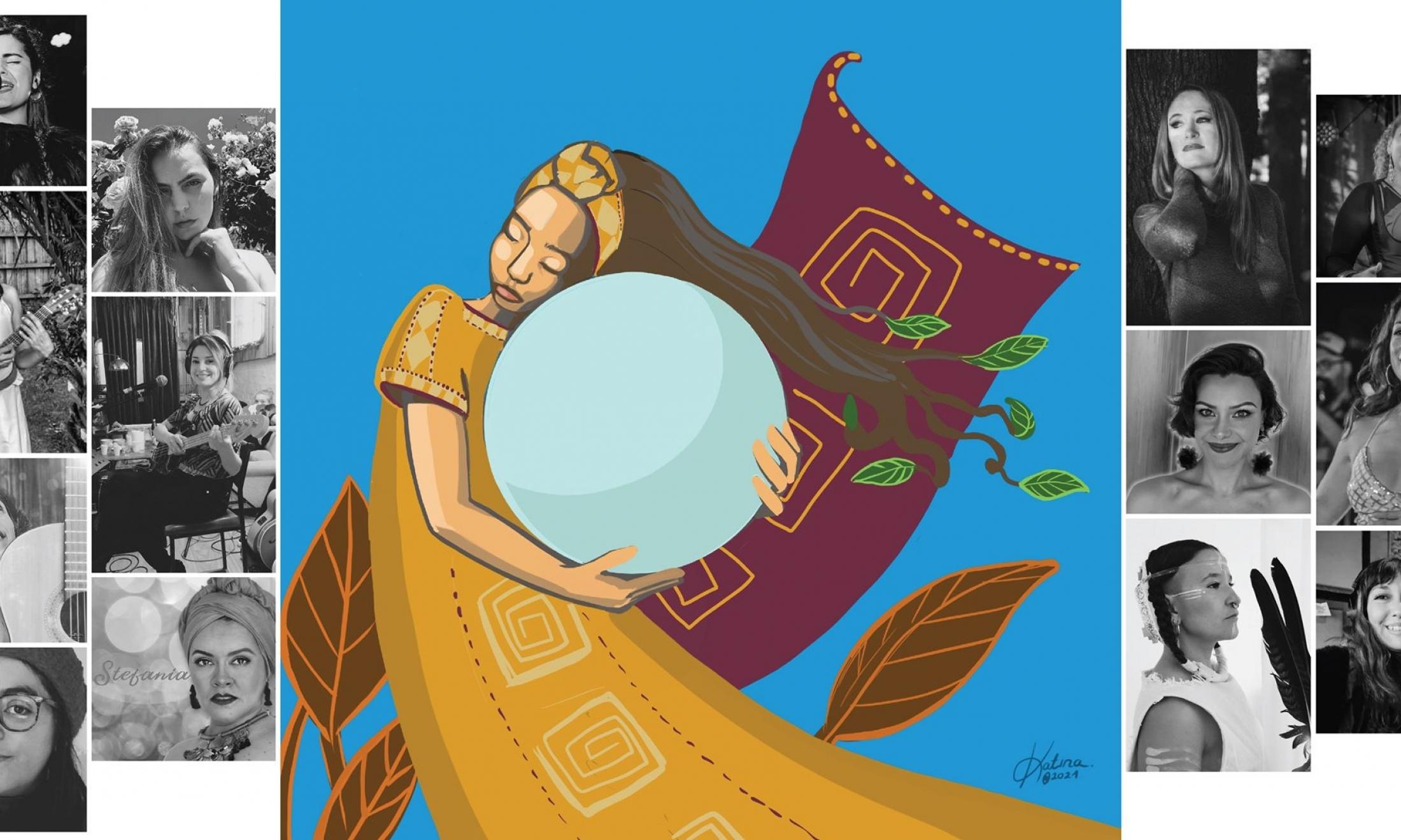 Latin Muses Online Festival
